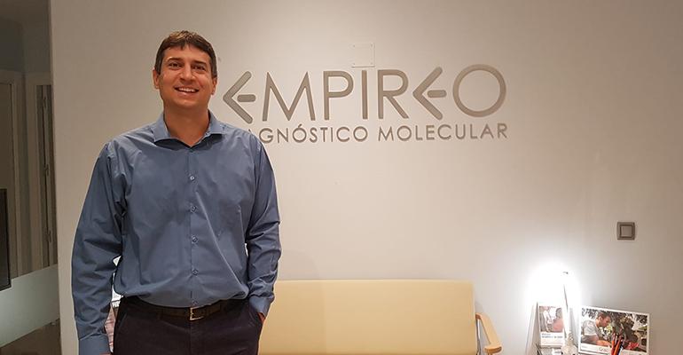 Miguel Ángel Llamas, CEO de Empireo