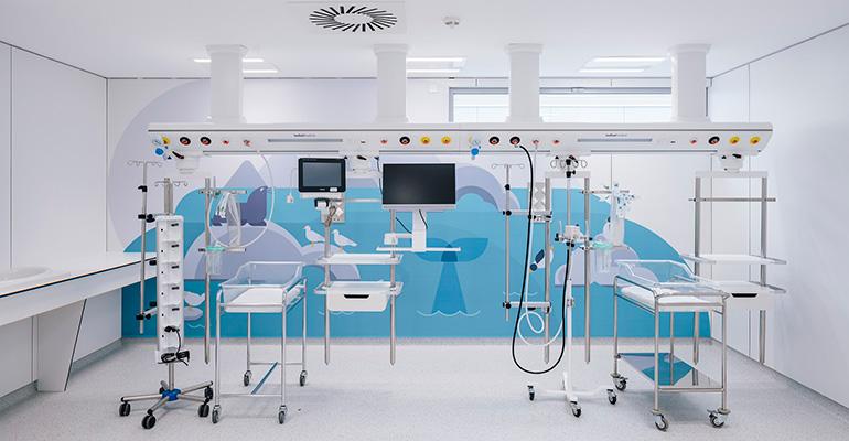 Espacios pensados para el paciente