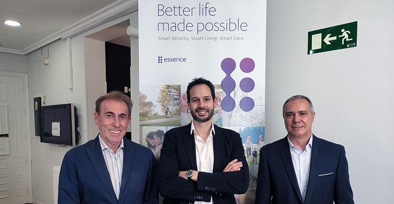 Essence Smartcare España gana el reto Ibernex