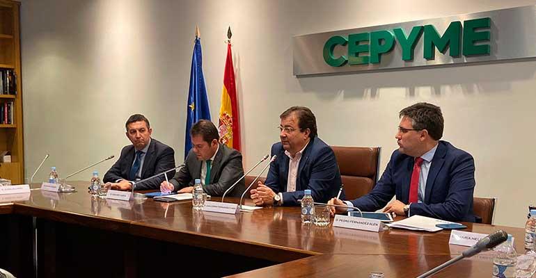 """La FEDOP a Fernández Vara: """"Para un paciente de ortopedia no es lo mismo nacer en Extremadura que en Andalucía"""""""