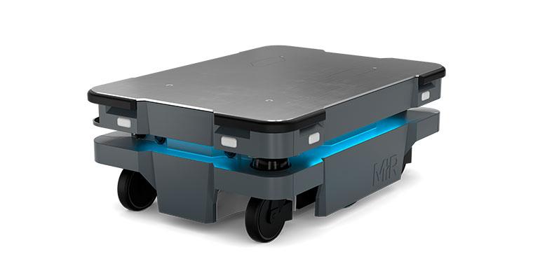 Mobile Industrial Robots lanza el nuevo robot colaborativo MiR250