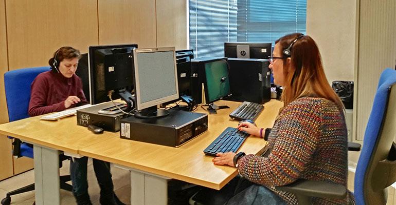 Ilunion Contact Center BPO gestionará un año más el Centro de Intermediación Telefónica