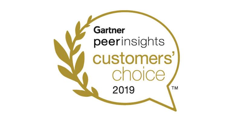 InterSystems ha sido reconocida como la elección del cliente en Gartner Peer Insights para ODBMS