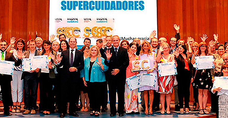 Supercuidadores premia la campaña de Lares 'No nos hagan invisibles'