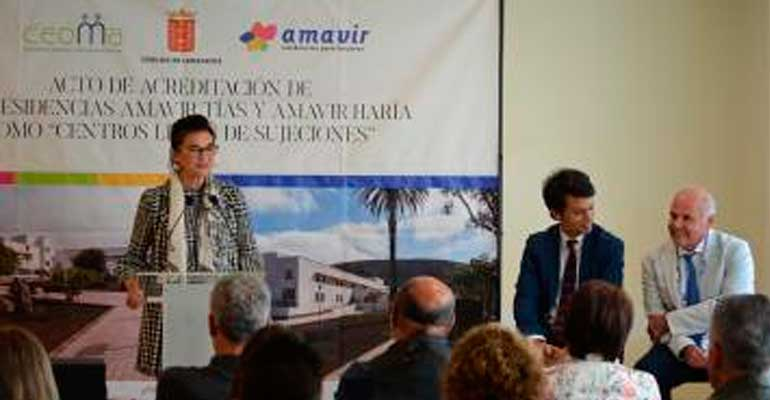 Amavir en Lanzarote