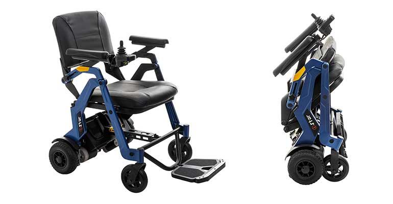 Apex presenta la nueva silla eléctrica I-Star