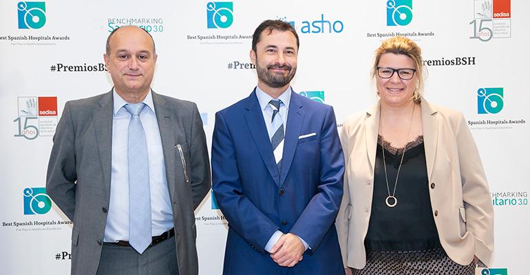 Más de un centenar de centros sanitarios de toda España participan en la segunda edición de los Premios BSH