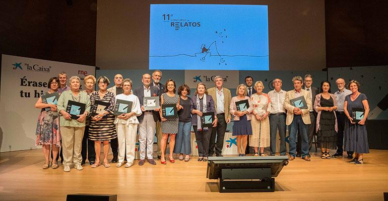 Concurso de Relatos Escritos por Personas Mayores 2019