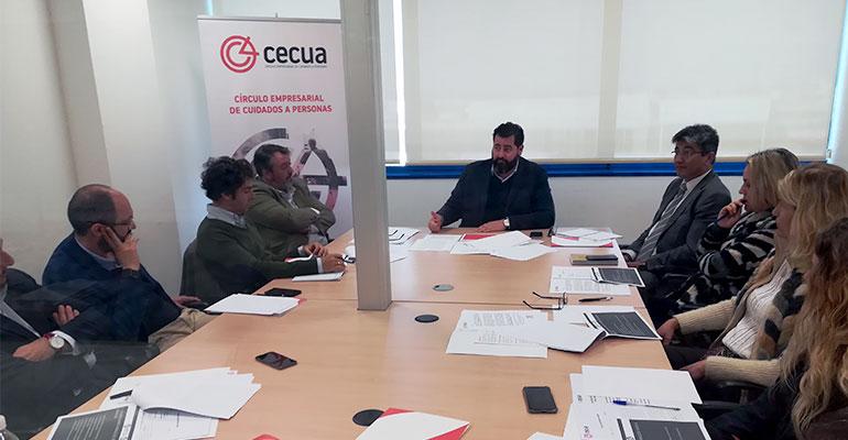 CECUA destaca que son necesarias 10.000 plazas residenciales para dar respuesta a la demanda en Dependencia de Andalucía
