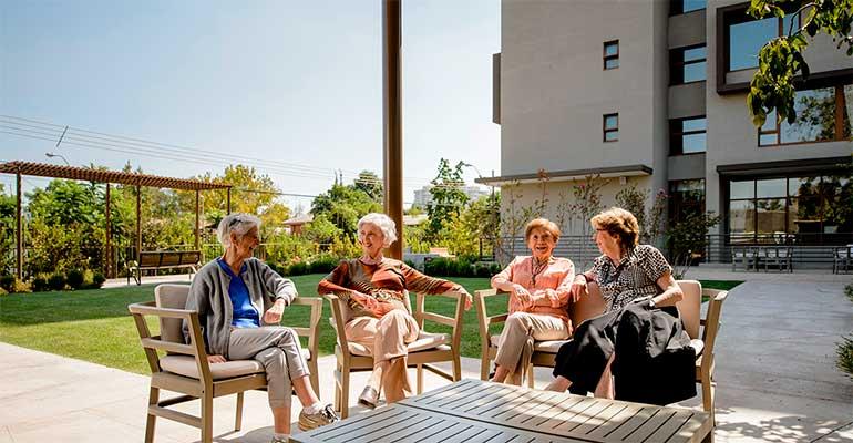 DomusVi adquiere los centros Ambar Residence en Chile