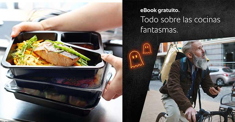 Rational presenta un ebook sobre cómo crear una cocina fantasma exitosa