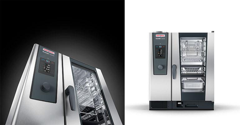 iCombiClassic, el nuevo vaporizador combinado para todos los chefs profesionales