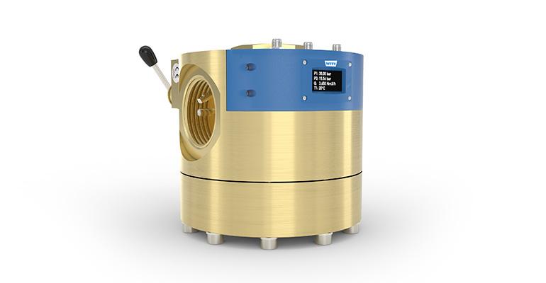 Presentan el primer regulador de presión DOMO
