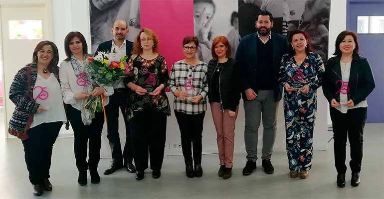 Macrosad rinde homenaje en el Día Internacional de la Mujer a seis profesionales con más de 25 años de trayectoria