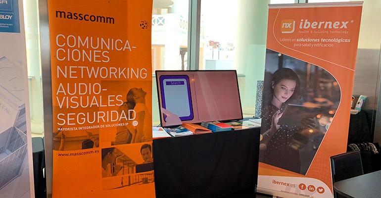 Masscomm presenta sus novedades para el sector sanitario en Hospea