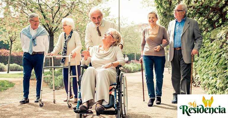 El sector geriátrico, un valor seguro