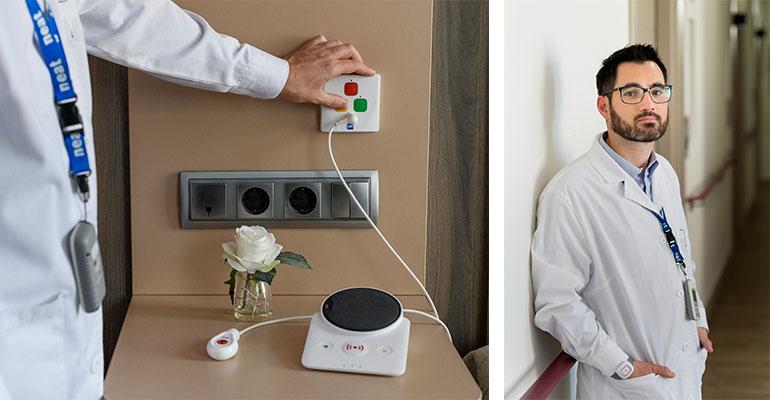 La tecnología de Neat está lista para ayudar al personal sanitario en la crisis del Covid-19