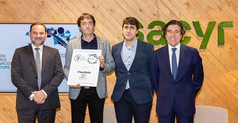 """Kwido, ganador internacional de Sacyr iChallenges en el reto """"Atención social y cuidado remoto"""""""