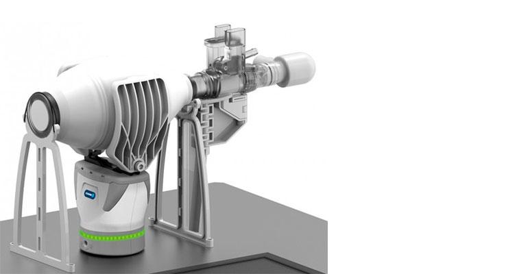 Schunk trabaja en el desarrollo de una nueva pinza para ventiladores para pacientes con COVID-19