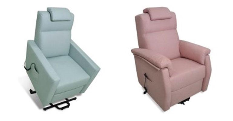 Nuevos colores para los sillones eléctricos de Invacare