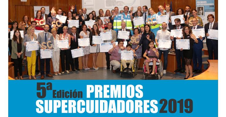 Arranca la 5ª edición de los Premios Supercuidadores
