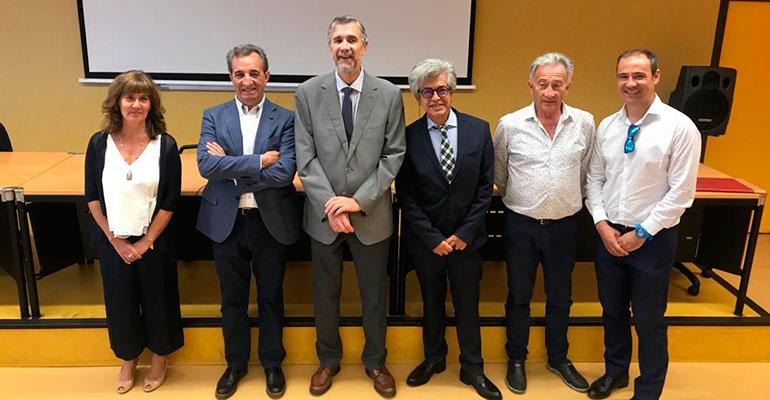 Vitalia firma un convenio con la Universidad de Burgos