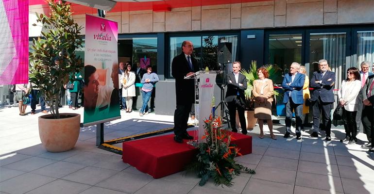 Vitalia Home presenta su nuevo centro en Zaragoza