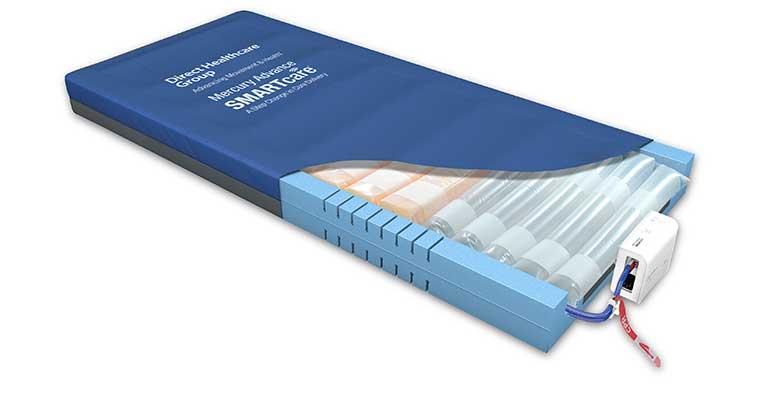Sistema híbrido dual Mercury Advance SMARTcare de Vitalvia