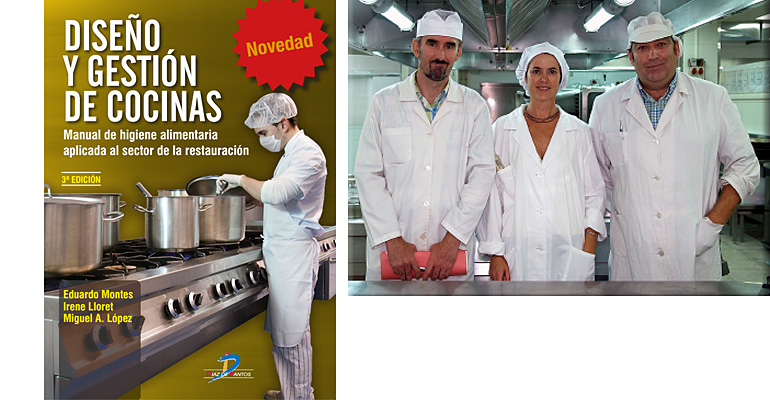 Publican un manual sobre higiene alimentaria en el sector de la restauración